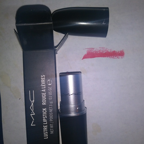 MAC Cosmetics Other - MAC LIPSTICK 25 see sheer NEW IN BOX